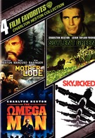 Charlton Heston Collection - 4 Film Favorites