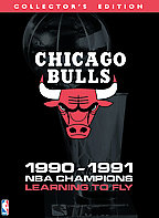Chicago Bulls 1990-1991 Champions - Learning To Fly