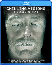 Chilling Visions - 5 Senses Of Fear (BLU-RAY)