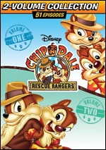 Chip N Dale Rescue Rangers - Vol. 1 & 2