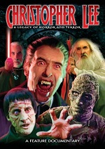Christopher Lee - A Legacy Of Horror And Terror