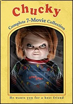 Chucky - The Complete 7-Movie Collection