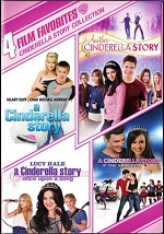 Cinderella Story Collection - 4 Film Favorites