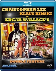 Circus Of Fear / Five Golden Dragons (BLU-RAY)