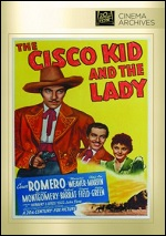 Cisco Kid And The Lady