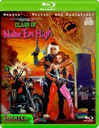 Class Of Nuke Em High (BLU-RAY)
