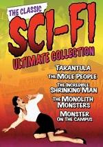 Classic Sci-Fi Ultimate Collection - Vol. 1