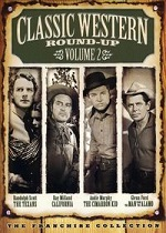 Classic Western Round-Up - Vol. 2
