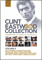 Clint Eastwood Collection - Vol. 5