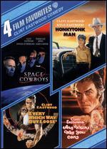 Clint Eastwood Comedy - 4 Film Favorites