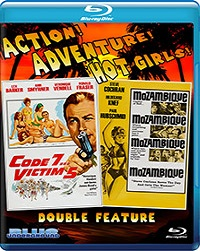Code 7, Victim 5 / Mozambique (BLU-RAY)