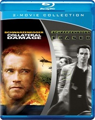 Collateral Damage / Eraser (BLU-RAY)