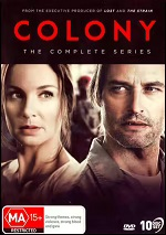Colony - The Complete Series