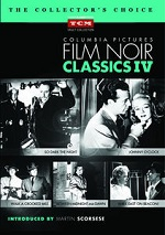 Columbia Pictures Film Noir Classics - Vol. 4