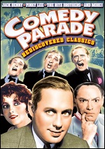 Comedy Parade: Rediscovered Classics