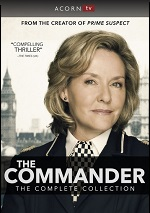 Commander - The Complete Collection