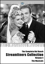 Complete Hal Roach Streamliners Collection - Vol. 4