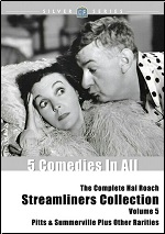 Complete Hal Roach Streamliners Collection - Vol. 5