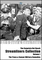 Complete Hal Roach Streamliners Collection - Vol. 1