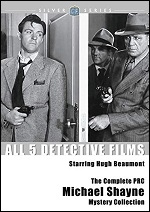 Complete PRC Michael Shayne Mystery Collection