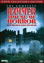 Complete Hammer House Of Horror - Collector´s Edition