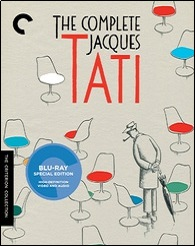 Complete Jacques Tati - Criterion Collection (BLU-RAY)