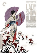Complete Lady Snowblood - Criterion Collection