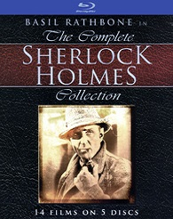 Complete Sherlock Holmes Collection (BLU-RAY)