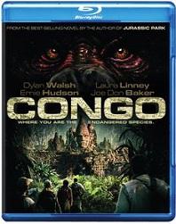 Congo (BLU-RAY)