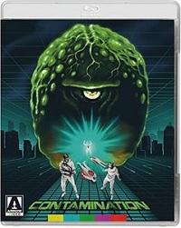 Contamination (BLU-RAY)