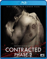 Contracted: Phase II (BLU-RAY + DVD)