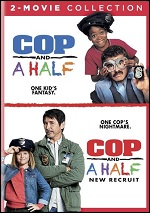 Cop And A Half - 2-Movie Collection