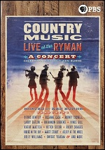 Country Music: Live At The Ryman