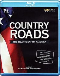 Country Roads - The Heartbeat Of America (BLU-RAY)