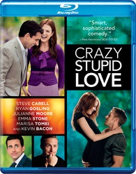Crazy, Stupid, Love (BLU-RAY + DVD)