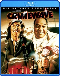 Crimewave (BLU-RAY + DVD)