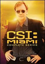 CSI Miami - The Complete Series