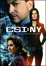 CSI: NY - The Complete Series