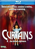 Curtains - BLU-RAY