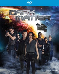 Dark Matter - Season One (BLU-RAY)