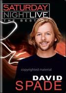 Saturday Night Live - The Best Of David Spade