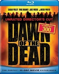 Dawn Of The Dead 2004 - Unrated Directors Cut (BLU-RAY)