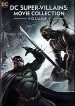DC Super-Villains: Movie Collection - Vol. 1