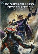 DC Super-Villains: Movie Collection - Vol. 2