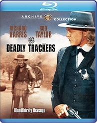 Deadly Trackers (BLU-RAY)
