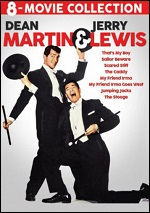 Dean Martin & Jerry Lewis Movie Collection