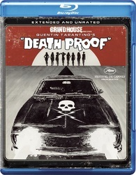 Death Proof - Extended & Unrated (BLU-RAY)