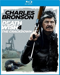Death Wish 4 - The Crackdown (BLU-RAY)