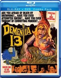 Dementia 13 (BLU-RAY + DVD)
