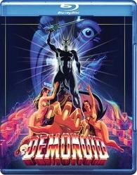 Demonoid (BLU-RAY + DVD)
